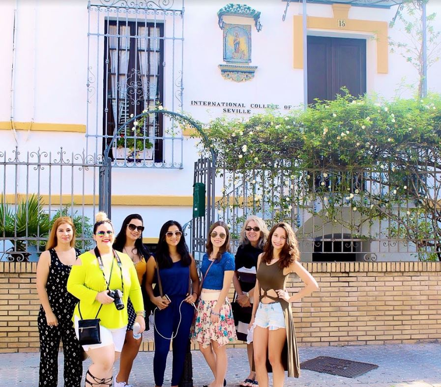 MDC Students in Seville